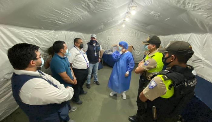 El Ministro de Salud confirma que se está investigando al enfermero.