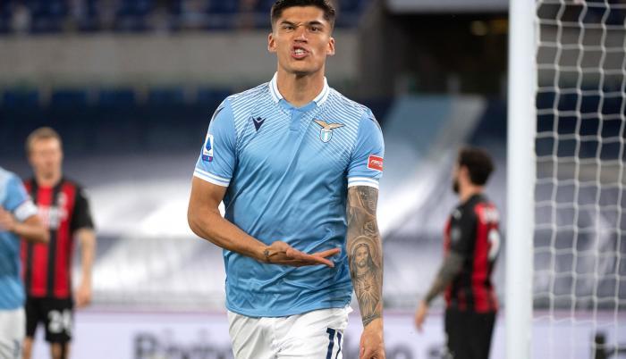 Joaquín-Correa-Lazio-Italianos
